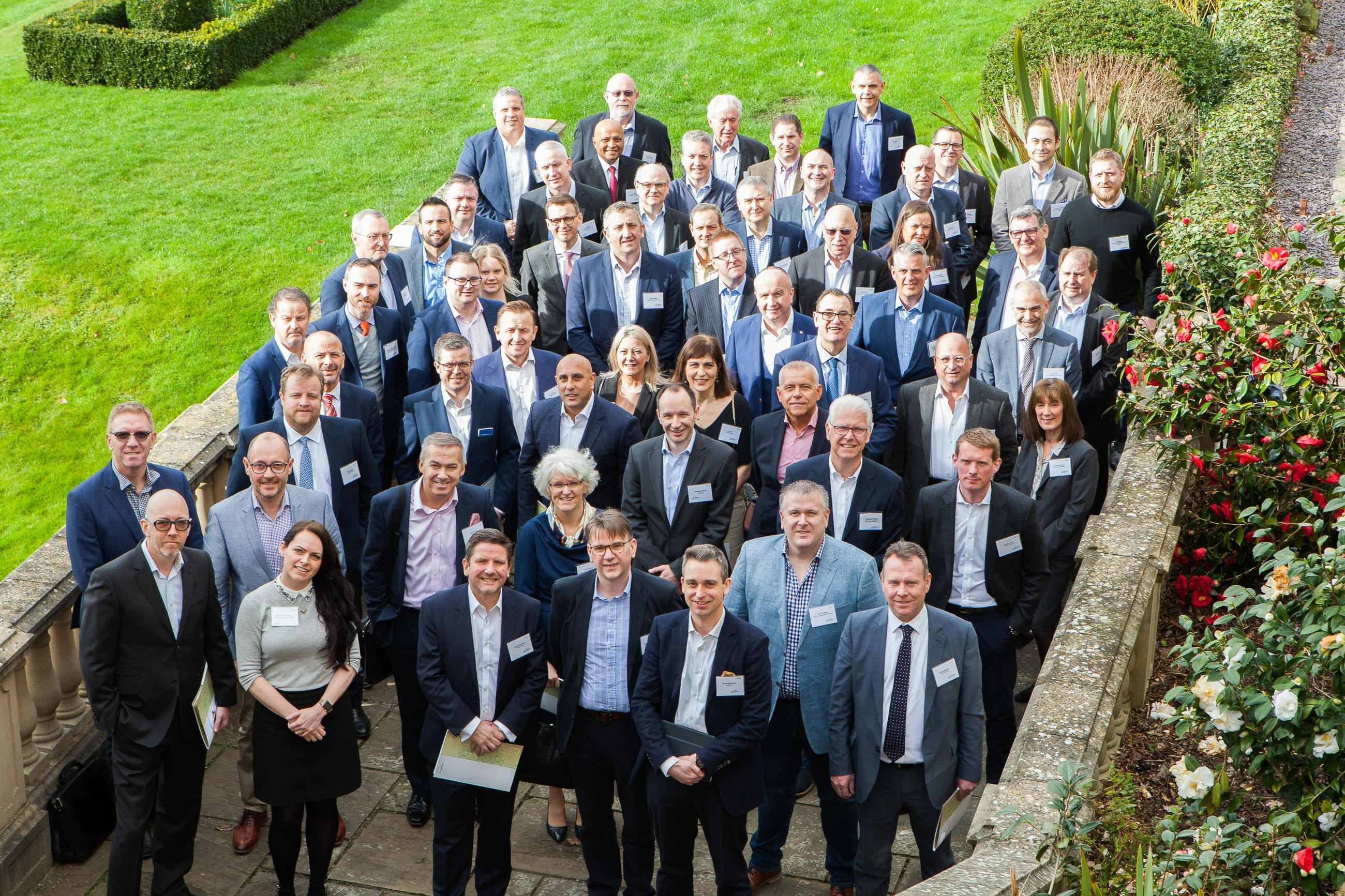 UK Broker Summit 2019 - Group Photo